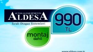 Aldesa Otogaz Spot Reklam