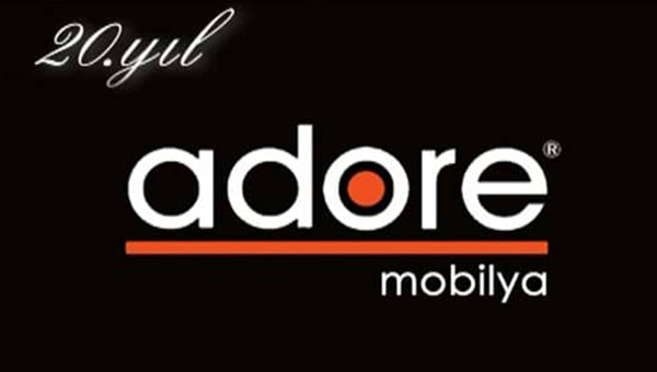 Adore Mobilya Bant Reklam