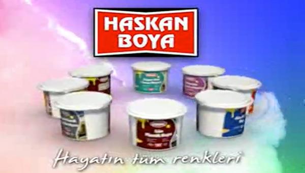 Haskan Boya Spot Reklam