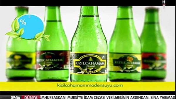 Kizilcahamam Maden Suyu Spot Reklam
