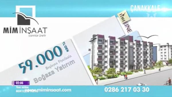 Mim Insaat Spot Reklam