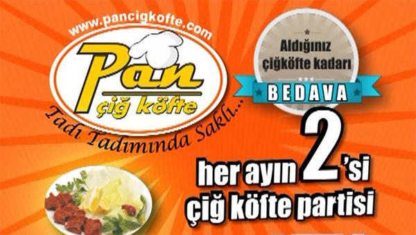 Pan Cig Kofte Spot Reklam