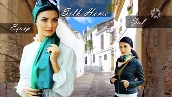 Silk Home Spot Reklam2