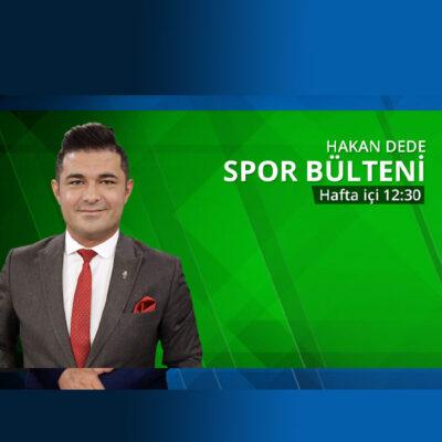 Spor Haberleri TV Reklam Ver