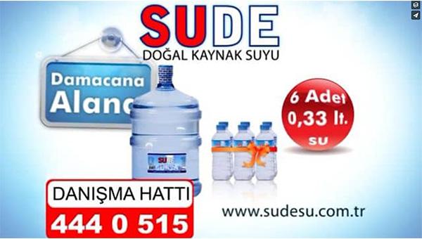 Sude Su Spot Reklam