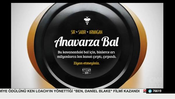 Anavarza Bal Spot Reklam Tv Reklam Ver