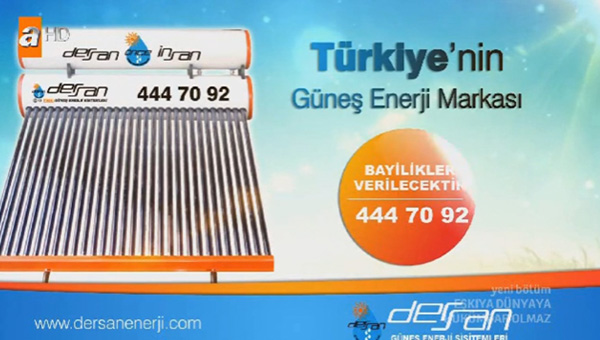 Atv Spot Reklam Yayin Kaydi
