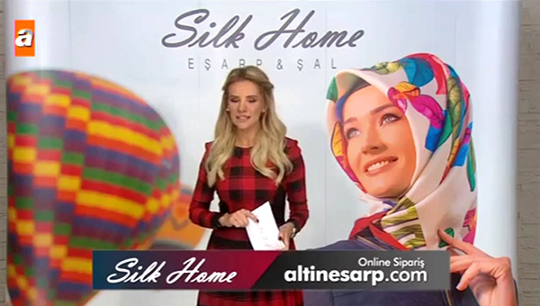 Silk Home Advertorial Reklam