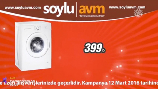 Soylu Avm Spot Reklam Ver