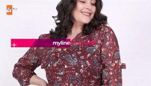 Myline Moda Tv Reklam Yayin Kaydi