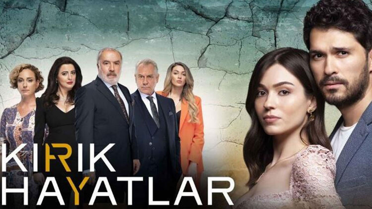 Kirik Hayatlar Kanal D Tv Reklam